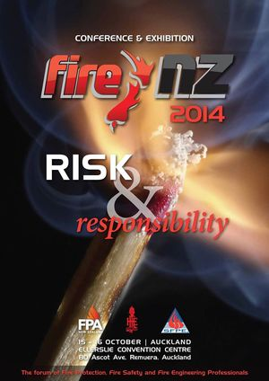 Fire NZ Conference & Exhibition