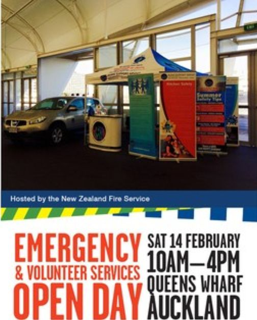 Emergency & Volunteer Services Open Day