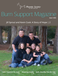 Burn Support Magazine